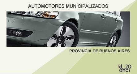 Automotores municipalizados