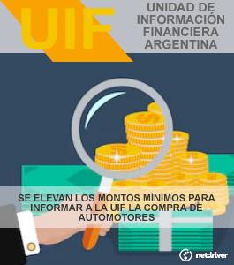 UIF: exigibilidad de DDJJ de licitud de fondos, Adecuación de montos. Reportes.