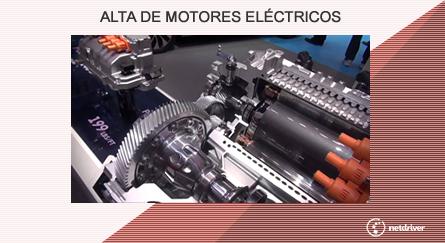 Alta de motor eléctrico, recaudos, condiciones de seguridad